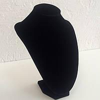 Демонстрационная шея для цепочек 74501/1, потертости, размер  25*17 см