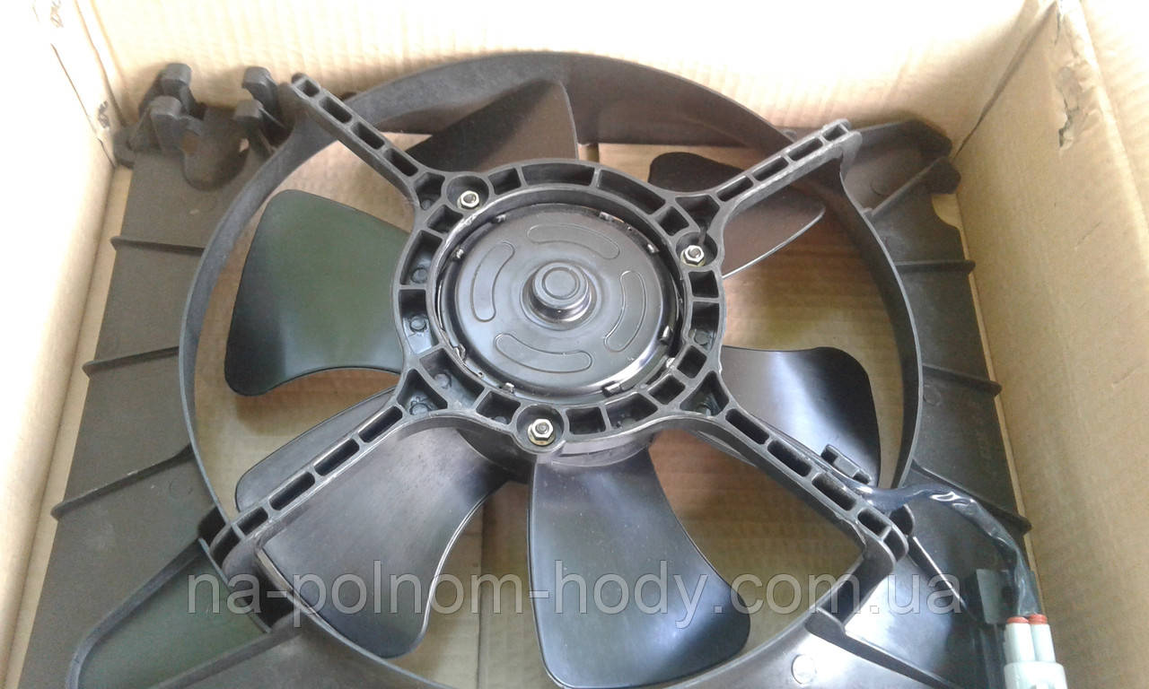 Вентилятор Aveo T - 255 HB без кондиционера  Китай