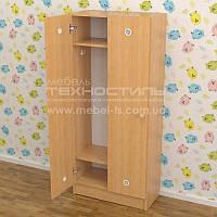 Шкаф детский для раздевалки (2 секции) - 2