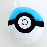 Мяч Pokeball синий