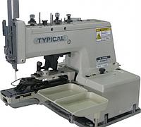 Промышленная пуговичная машина TYPICAL  GT660-01