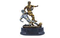 Статуэтка (фигурка) наградная спортивная Футбол Футболисты C-3031 (р-р 13,5х9х18см)