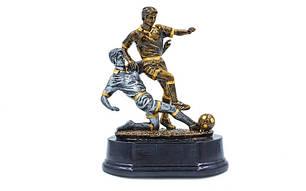 Статуэтка (фигурка) наградная спортивная Футбол Футболисты C-3031 (р-р 13,5х9х18см), фото 2