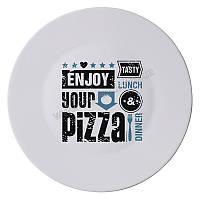 Тарелка для пиццы Bormioli Rocco Rustic Pizza & Beer 419320F77321134 (33 см)