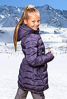 Полу-пальто FREEVER для девочки лиловое 8652