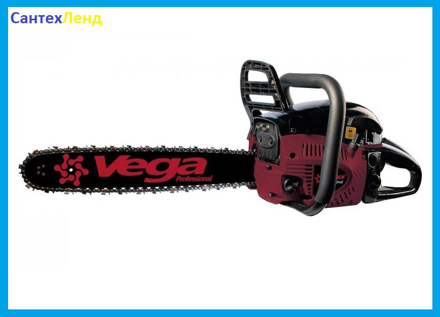 Бензопила Vega VSG-450X С воздушным фильтром .