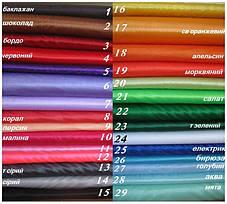 Фатин, цвет бирюза, фото 2