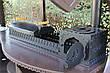 """Мангальный комплекс """"Эмир"""" (в цвете """"темный шоколад"""") стандартная коплектация, фото 4"""