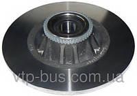 Тормозной диск задний с подшипником на Renault Trafic с 2001... A.B.S. ( Нидерланды ), 17330C