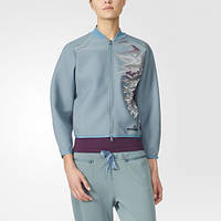 Куртка-бомбер женская adidas by Stella McCartney Studio Bamboo Jacket AX6995