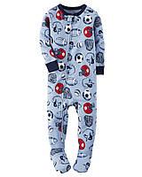 Трикотажная пижама Картерс