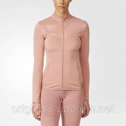 Куртка-бомбер женская adidas by Stella McCartney Run Midlayer Top AX7120 - интернет-магазин Originals - Оригинальный Адидас, Рибок в Киеве