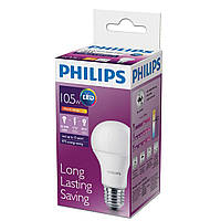 Philips LEDBulb E27 10.5-85W 3000K 230V warm white