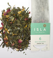 Чай ISLA зелёный с мятой 4 г