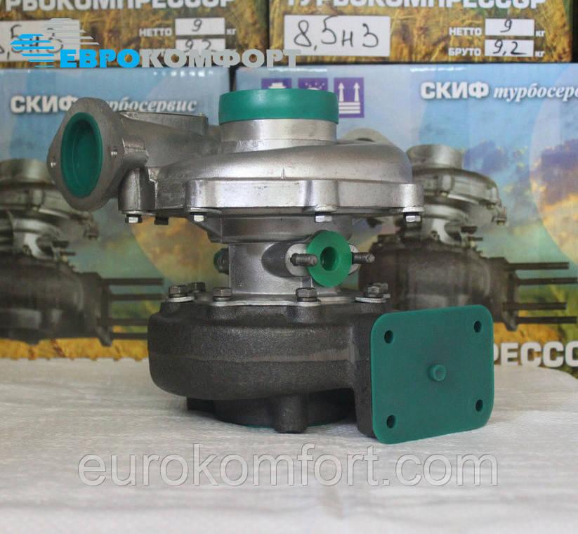 Турбокомпрессор ТКР 8,5Н3 - Комбайн «НИВА» СК-5