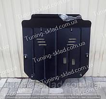 Захист двигуна Шевроле Каптіва (сталева захист піддону картера Chevrolet Captiva)