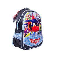 Рюкзак детский школьный для мальчика с рисунком из мультика