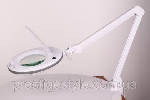 Лампа-лупа LS-6027T5 3D настольная