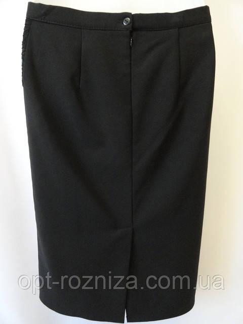 летняя юбка на кокетке как сшить