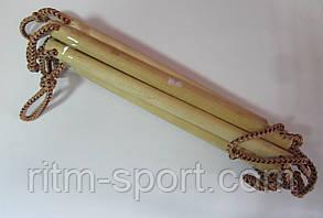 Драбина мотузкова навісна 7 ступенів, 160 см, фото 3