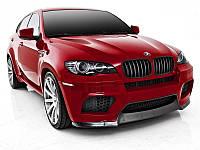 Накладка на М-бампер BMW X6 182-018, фото 1
