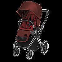 Прогулочный блок Cybex Priam Seat Lux Mars Red