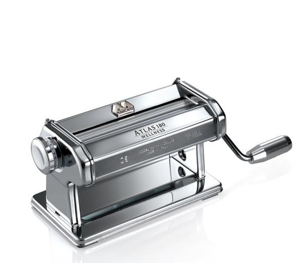 Marcato Atlas 180 Roller домашняя тестораскатка ручная машинка для раскатки теста  бытовая для дома