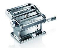 Marcato Atlas 150 Argento машинка для розкочування тіста нарізки і приготування домашньої або яєчної локшини