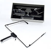 14-0230. Лупа-очки бинокулярная MG19157, 1,5Х2,5Х3,5