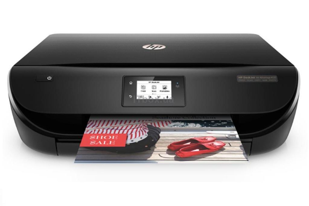 МФУ HP DESKJET INK ADVANTAGE 4535 c Wi-Fi (F0V64C) , фото 1