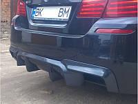 Диффузор заднего бампера-M для BMW 5 series F10