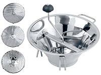 OMAC 800 Chef механічне сито для протирання ягід, овочів, фруктів, томатів, картоплі пюре, фото 1