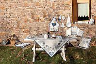 Galtex Val di Fassa Copritavolo итальянский  комплект текстиля для кухни