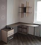 Меблі для дитячої кімнати з ЛДСП, фото 2