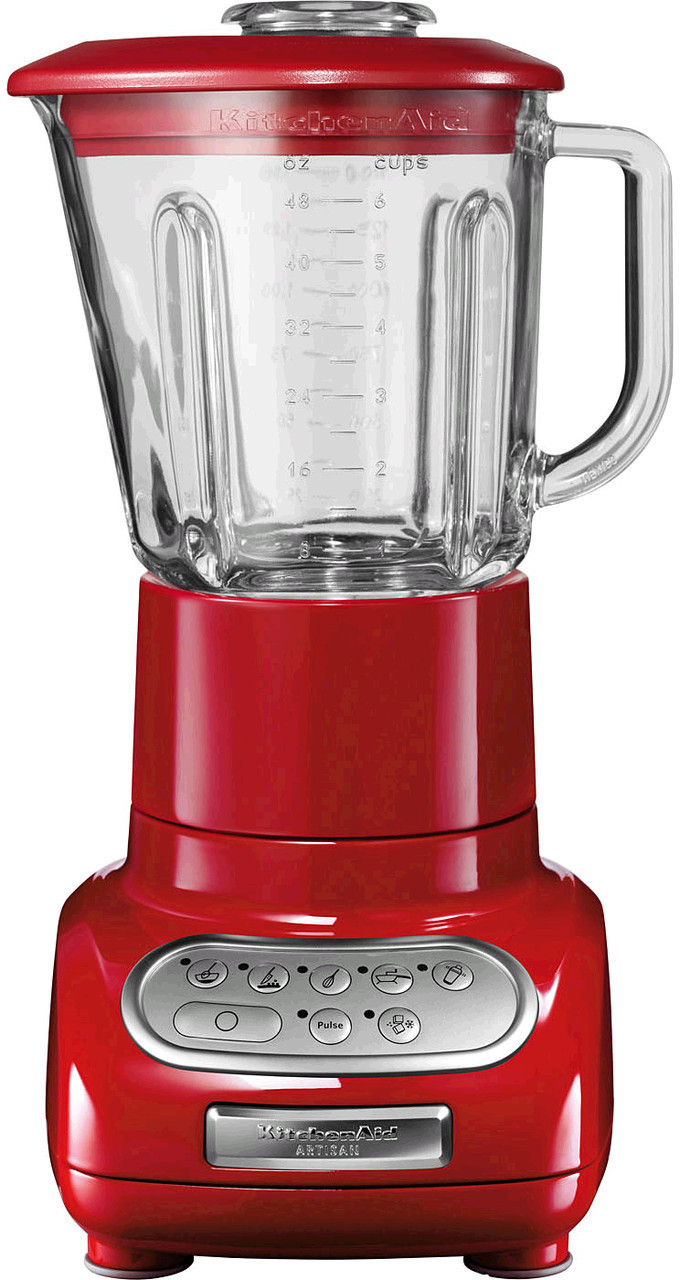 Стационарный блендер KitchenAid 5KSB5553EER Artisan, красный