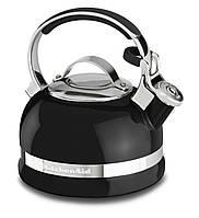 Чайник KitchenAid KTEN20SBOB 1.89 л, черный