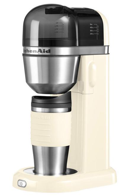 Персональная кофемашина KitchenAid 5KCM0402EAC, 540 мл, кремовая