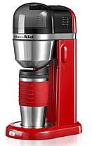 Персональная кофеварка KitchenAid 5KCM0402EER,  540 мл, красная
