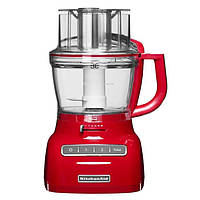 Кухонный процессор - комбайн KitchenAid 5KFP1335EER, 3.1 л, красный