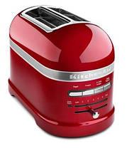 Тостер KitchenAid 5KMT2204EER Artisan, на 2 хлібця, червоний