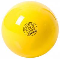 Мяч TOGU Standart 300г для художественной гимнастики цвета в ассортименте Желтый, фото 1