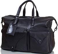 b0ac10506202 Дорожная сумка TOFIONNO TU3200-1-black черный, 23 л, натуральная кожа