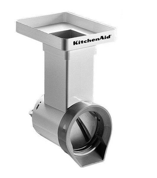 Роторная насадка - овощерезка KitchenAid MVSA, 3 ножа, тёрка