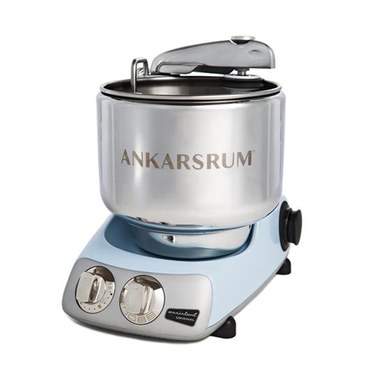 Тестомес Ankarsrum АКМ6220PB Original Assistent Basic кухонный комбайн, голубой