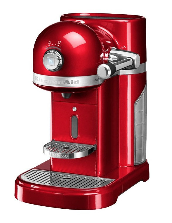 Кофеварка капсульная KitchenAid Artisan Nespresso 5KES0503ECA карамельное яблоко