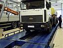 Весы для грузовых автомобилей 60т безфундаментные 18м АКСИС 60-18-К-П, фото 2