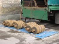 Автомобильные весы тензометрические для осевого взвешивания автомобилей