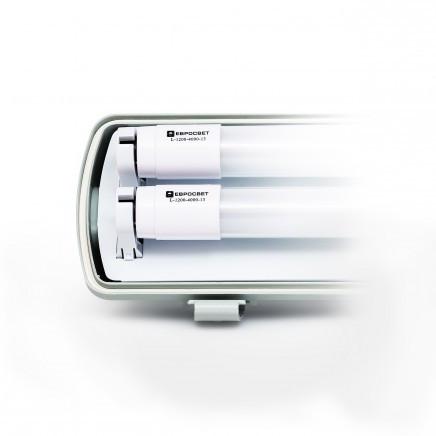 Светильник EVRO-LED-SH-2*10 с LED лампами (2*600)