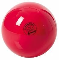 Мяч TOGU Standart 300г для художественной гимнастики цвета в ассортименте Красный