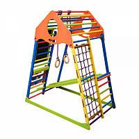 Детский спортивный комплекс KindWood Color Plus, фото 1